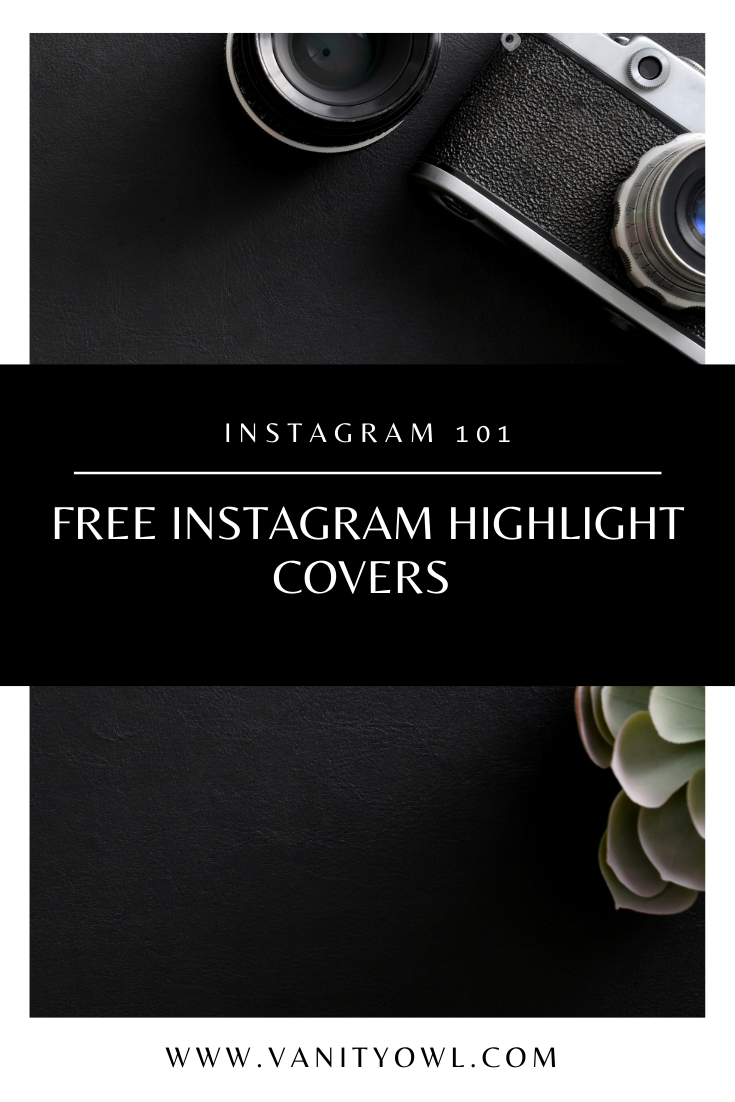 Free Instagram Highlight Covers No Gimmicks Vanity Owl